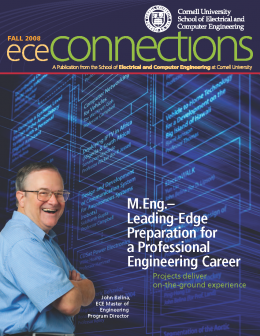 Fall 2008 ECE Connections Cover