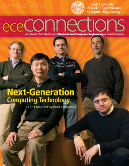 2010 ECE Connections Cover
