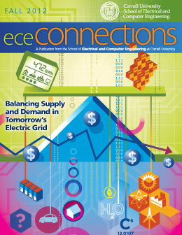 2012 ECE Connections Cover