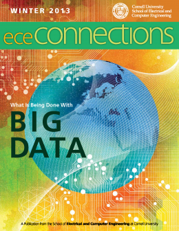 2013 ECE Connections Cover