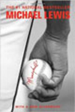 Book cover, Moneyball: The Art of Winning an Unfair Game by Michael Lewis