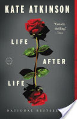 Book cover, Life After Life by Kate Atkinson