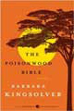 Book cover, The Poisonwood Bible by Barbara Kingsolver