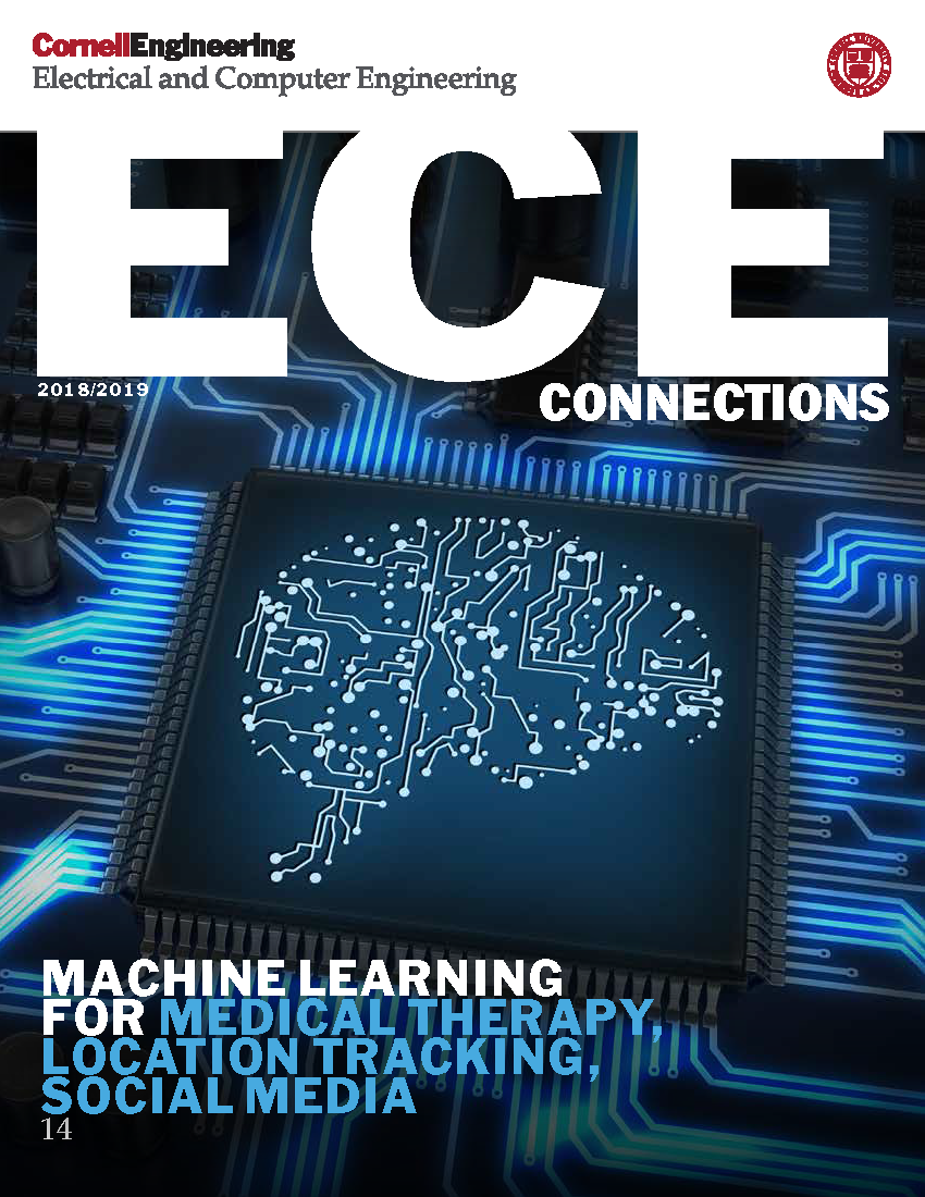 ECE Connections 2018-2019 front cover